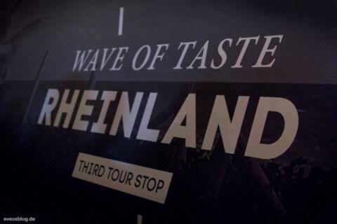 """Artikelbild für: Fotos: """"Wave of Taste – Rheinland"""" in Köln"""