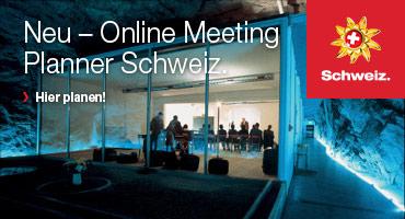 Planen Sie das perfekte Meeting in der Schweiz