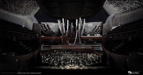 """Artikelbild für: Geschichten im Raum: """"Visions of America"""" – eine audiovisuelle, architektonische Installation"""