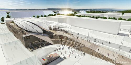 """Artikelbild für: Expo Mailand 2015: das Konzept des Deutschen Pavillons """"Fields of Ideas"""""""