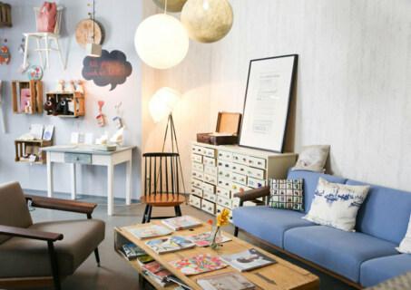 Artikelbild für: Location Tipp: Urbanes Ambiente mit DIY-Charme – die DaWanda Snuggery in Berlin