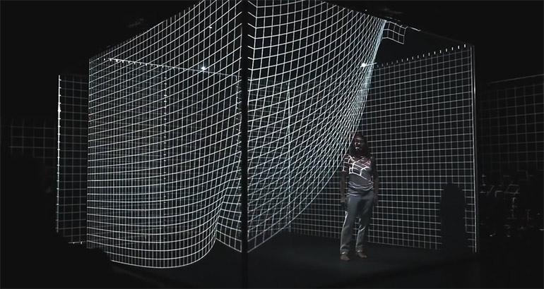 Artikelbild für: Hakanaï: digitale Tanz-Performance