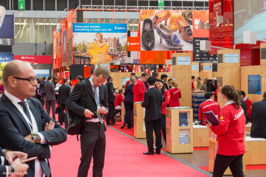 Artikelbild für: Fotos der IMEX 2015: internationale Messe für Incentive-Reisen, Meetings & Events