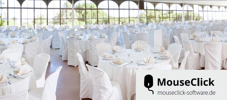 Artikelbild für: MouseClick: Büro- & Management-Software für Locations, Catering und Events