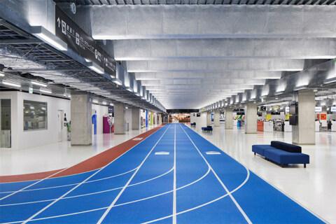 Artikelbild für: Raumdesign & Wegeleitsystem in einem: erzählend, funktionell und für kleinere Budgets