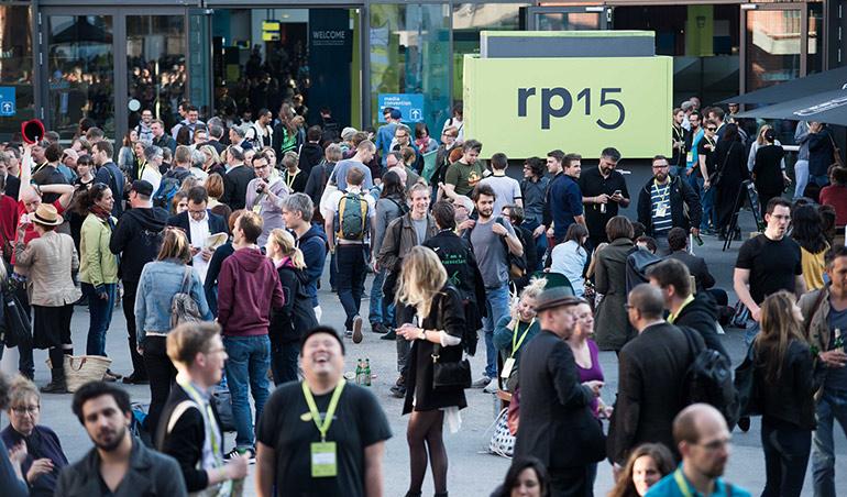 Artikelbild für: re:publica 2015: 13 interessante Artikel, Vorträge & Videos