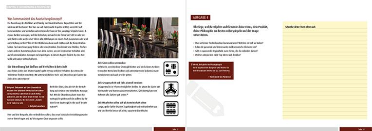 Raumgestaltung von marketing events tipps techniken for Raumgestaltung grundlagen