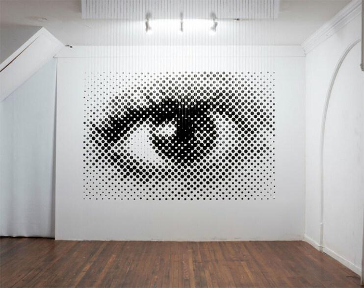 Artikelbild für: Spiel mit Perspektiven: 3D Skulpturen von Michael Murphy