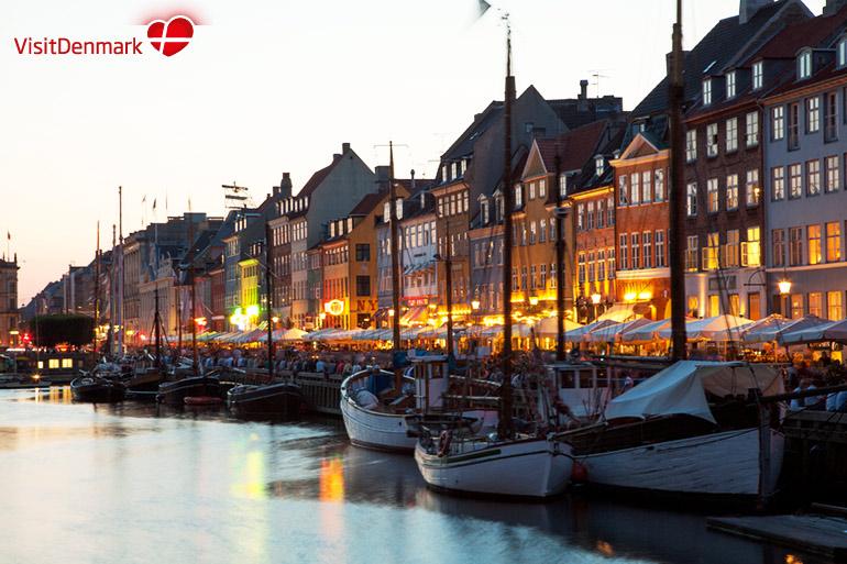 Foto: Kopenhagen, Dänemark
