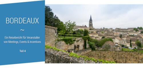 Artikelbild für: Bordeaux – Tipps für Events in der bekanntesten Weinregion Frankreichs