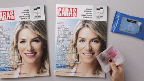 Artikelbild für: Clevere Print-Werbung zum Anfassen und Testen – multisensorische Erlebnisse kommunizieren besser