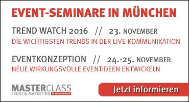 Masterclass Seminare