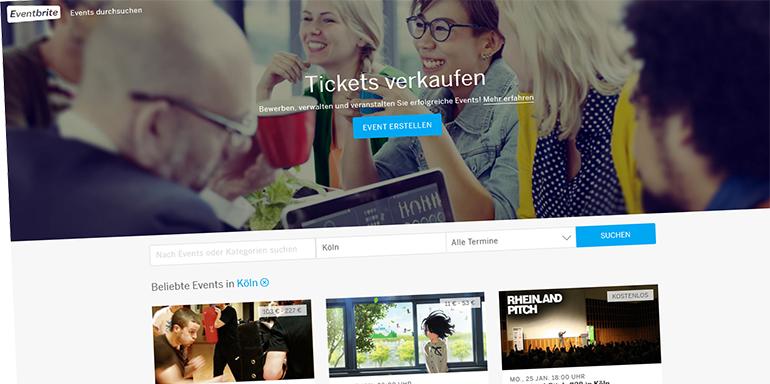 Artikelbild für: Event Registrierung & Ticketing: Was bietet Eventbrite?