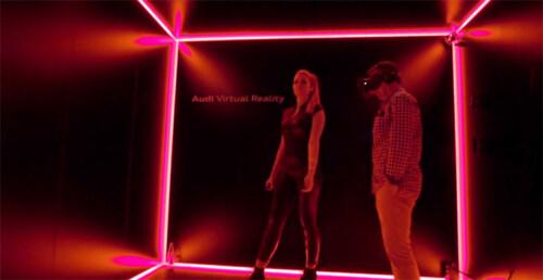 Artikelbild für: Matrix Pop-up Club zur IAA – mit Virtual Reality Experience