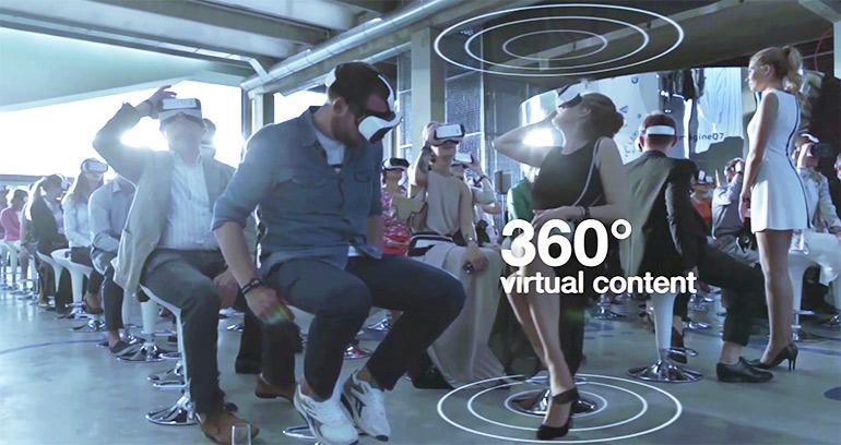 Artikelbild für: Virtual Reality bei Events: Produkt Einführungen in virtuellen Welten