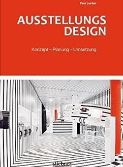 Buchcover von Ausstellungsdesign