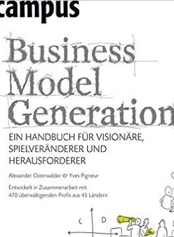 Buchcover von Business Model Generation