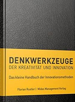 Buchcover von Denkwerkzeuge der Kreativität und Innovation