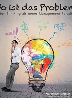 Buchcover von Design Thinking: neues Management-Paradigma