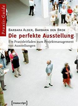 Buchcover von Die perfekte Ausstellung: Praxisleitfaden