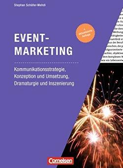 Buchcover von Eventmarketing: Konzeption, Dramaturgie und Inszenierung
