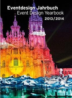 Buchcover von Eventdesign Jahrbuch 2013/2014