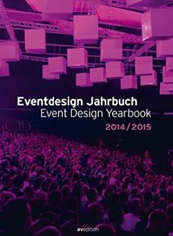 Buchcover von Eventdesign Jahrbuch 2014/2015