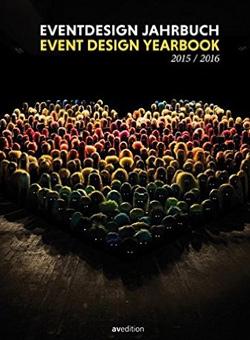 Buchcover von Eventdesign Jahrbuch 2015/2016