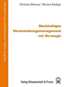 Buchcover von Nachhaltiges Veranstaltungsmanagement mit Strategie
