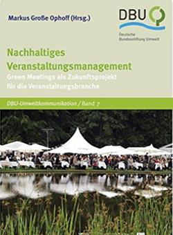 Buchcover von Nachhaltiges Veranstaltungsmanagement