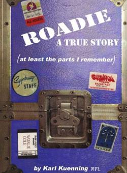 Buchcover von Roadie: A True Story