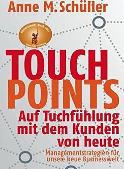 Buchcover von Touchpoints