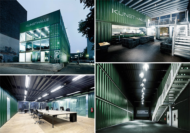 Event-Location-Berlin-Platoon-Kunsthalle-Container