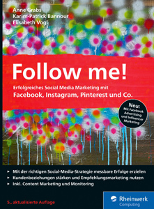 Buchcover von Follow me!: Erfolgreiches Social Media Marketing