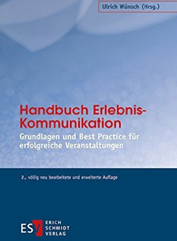 Buchcover von Handbuch Erlebnis-Kommunikation