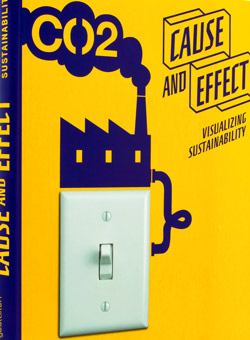Buchcover von Cause and Effect - Visualizing Sustainability