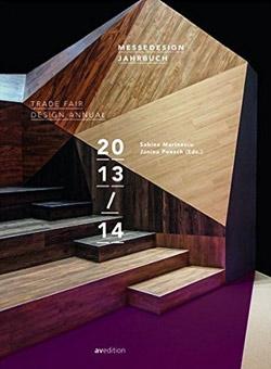 Buchcover von Messedesign Jahrbuch 2013/2014
