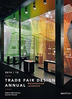 Buchcover von Messedesign Jahrbuch 2014/2015