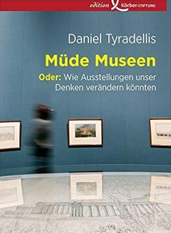 Buchcover von Müde Museen