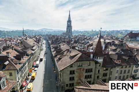 Artikelbild für: Eventlocations & Sehenswürdigkeiten in Bern: Schweizer Tradition mit heilsamer Entschleunigung