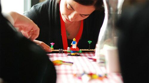 Artikelbild für: Lego Serious Play: Anleitung, Grundlagen und Beispielübungen