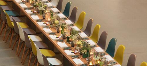 Artikelbild für: Designmöbel für Events: Klassiker und günstigere Alternativen