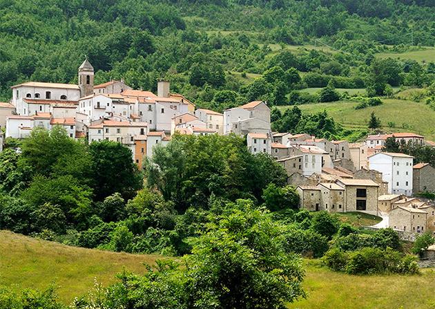 Artikelbild für: Außergewöhnliche Hotels: authentische Hotel-Dörfer in Italien – Alberghi Diffusi