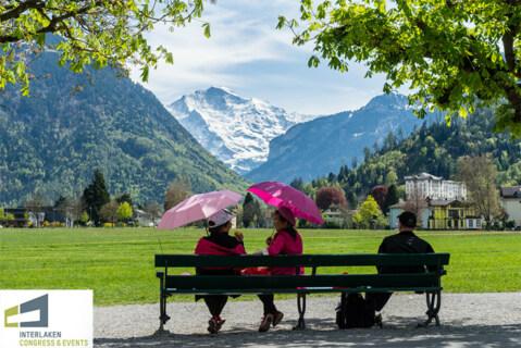 Artikelbild für: Eventdestination Interlaken: mit bestem Blick auf das Jungfraumassiv & Action-Sport in der Schweiz