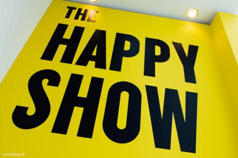 """Artikelbild für: Ausstellung """"The Happy Show"""" – Fotos und Eindrücke"""