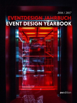 Buchcover von Eventdesign Jahrbuch 2016/2017
