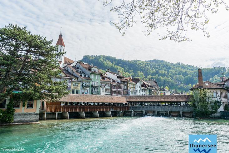 Artikelbild für: Meetings & Events in der Schweiz: Thun, ein idyllischer Geheimtipp im Berner Oberland