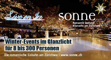 Winter-Events in der Schweiz