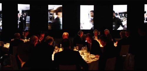 Artikelbild für: Effektvolle Bühneninszenierung: Hall of Fame der deutschen Forschung