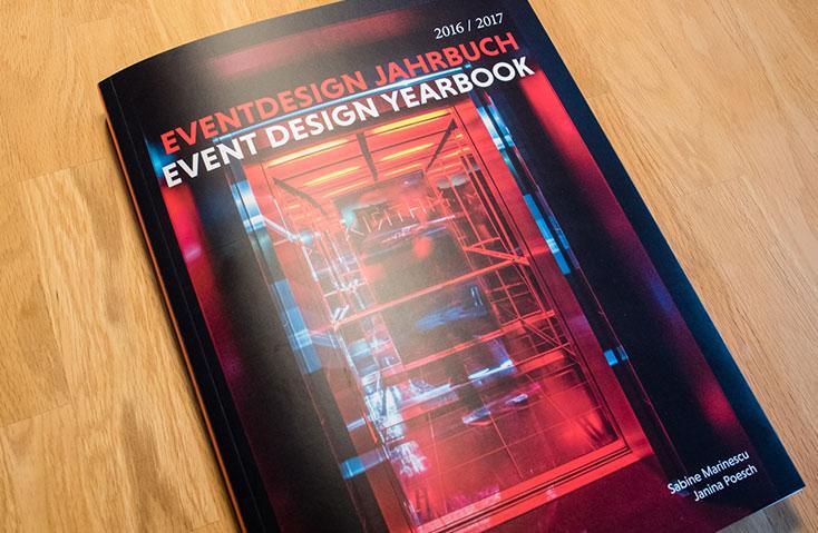 Artikelbild für: Eventdesign Jahrbuch 2016/2017: Highlights und Neuerungen